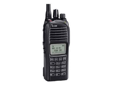 Icom VHF Digital/Analog Handheld Transceivers - IC-F3261DT/DS