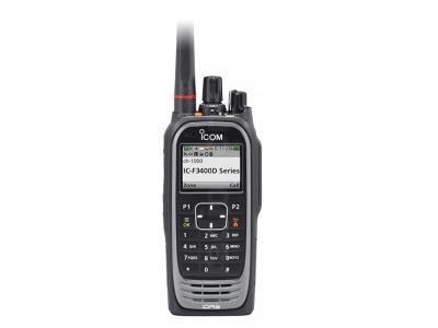 Icom VHF Digital Two-Way Radio - IC-F3400DT