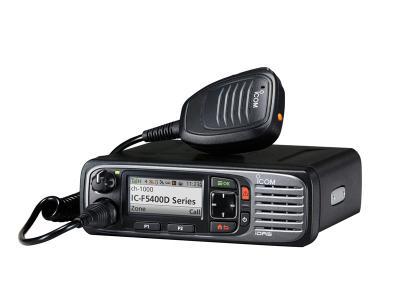 Icom VHF Digital Mobile Radio - IC-F6400D