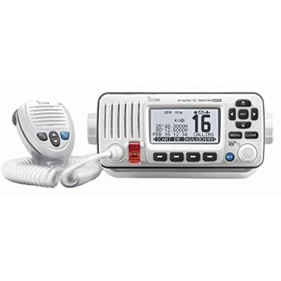 ICOM VHF marine transceiver with GPS Receiver - IC-M424G