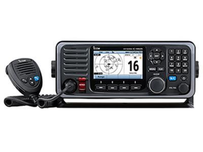 ICOM VHF Fixed Mounts Radio Marine Transceiver - IC-M605
