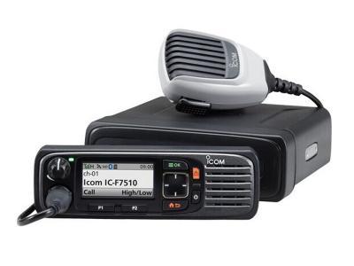 Icom VHF and UHF P25 Digital Transceivers - IC-F7510