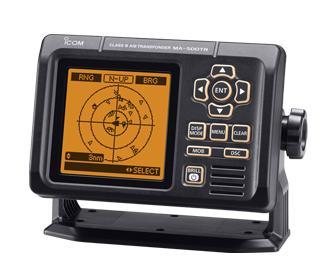 ICOM Class B AIS Transponder with Flush Mounting- MA-500TR
