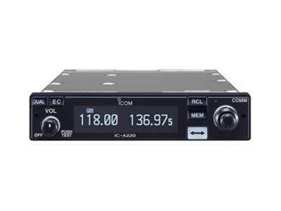 ICOM VHF Air Band Transceiver - IC-A220TSO