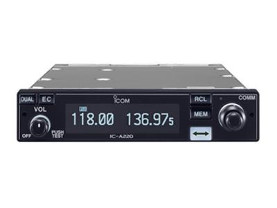 ICOM VHF Air Band Transceiver - IC-A220