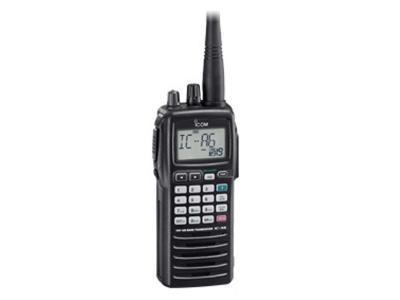 ICOM VHF Air Band Transceiver - IC-A6
