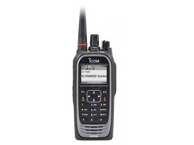 Icom Digital Two Way Radio w/ GPS and Bluetooth - IC-F4400D