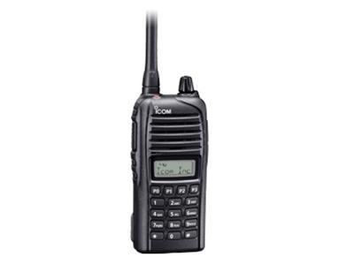 ICOM VHF Handheld Transceiver - IC-F3033T