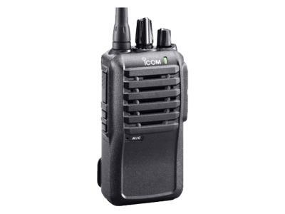 ICOM UHF Handheld Transceiver - IC-F4003