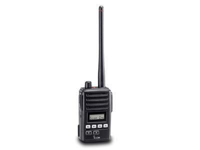 ICOM VHF Handheld Transceiver - IC-F50