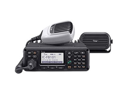 Icom HF Mobile Transceiver - IC-F8101