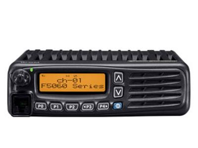 Icom VHF/UHF Mobile Transceivers - IC-F6061