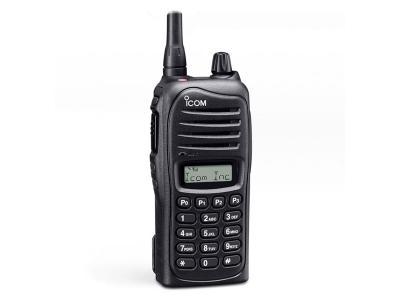 ICOM UHF Handheld Transceiver - IC-F4033T