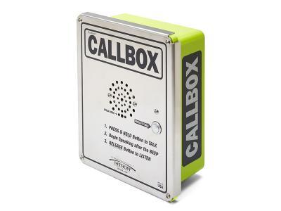Ritron XT Series 2-way Radio Callbox  - RQX-417DMR-XT