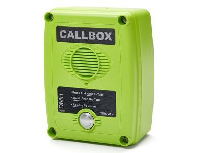 Ritron DMR Series 2-way Radio Callboxes - RQX-417DMR