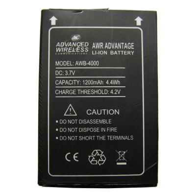 Advanced Wireless Communications AWR Advantage Battery 221051 - AWB-4000
