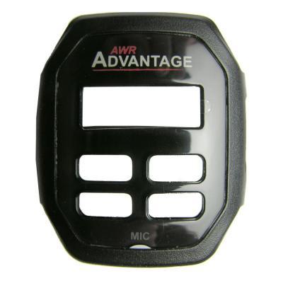 Advanced Wireless Communications Faceplate Black 221054 - ADV-FP-BLACK