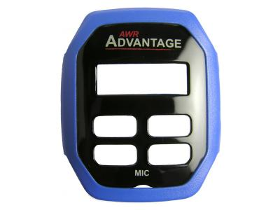 Advanced Wireless Communications Faceplate Blue 221057 - ADV-FP-BLUE