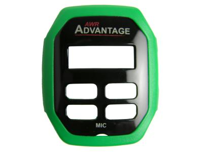Advanced Wireless Communications Faceplate Green 221056 - ADV-FP-GREEN