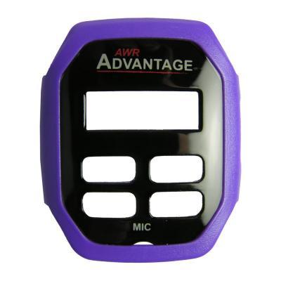 Advanced Wireless Communications Faceplate Purple 221058 - ADV-FP-PURPLE