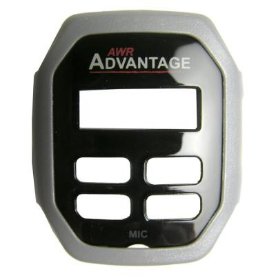 Advanced Wireless Communications Faceplate Silver 221059 - ADV-FP-SILVER