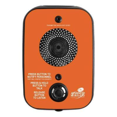 Advanced Wireless Communications ODIN Two-Way Call Box - 106264-Blue