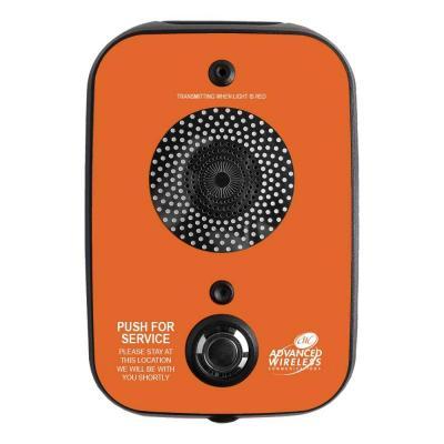 Advanced Wireless Communications One-Way Call Box - 106261-Blue