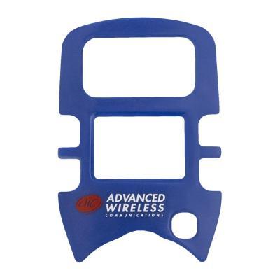 Advanced Wireless Communications MINI 4 Faceplate Blue - 221291