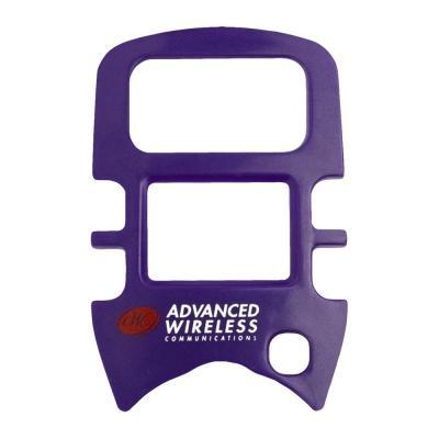 Advanced Wireless Communications MINI 4 Faceplate Purple - 221293