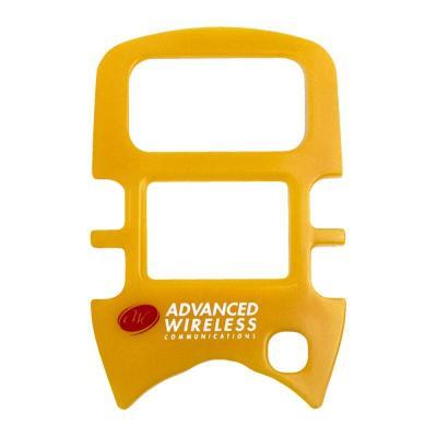 Advanced Wireless Communications MINI 4 Faceplate Yellow - 221296